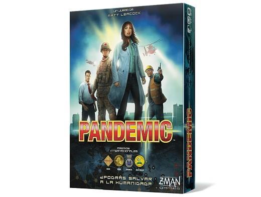 Pandemic - Juego de Mesa