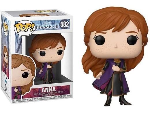 Figura Pop! Disney: Frozen II - Anna