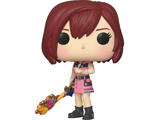 Figura Pop: Kingdom Hearts III - Kairi (w/ kblade)
