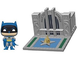 Figura Pop! Town: Batman - Hall of Justice