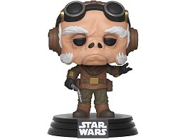 Figura Pop! Star Wars: The Mandalorian - Kuiil