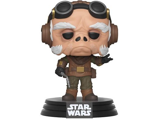 Figura Pop! Star Wars: The Mandalorian - Kuiil