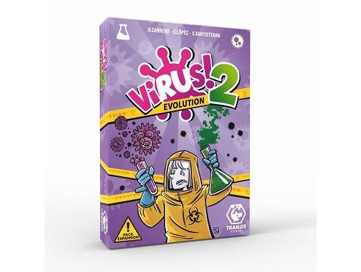 Virus 2: Evolution - Juego de mesa (expansión)