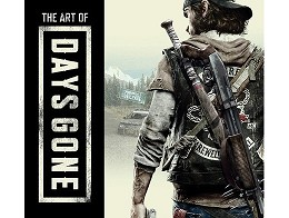 The Art of Days Gone (ING) Libro