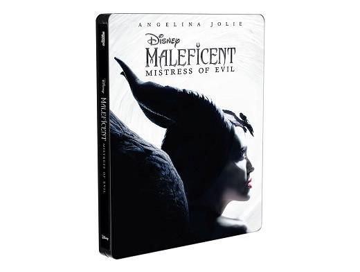 Maléfica: Dueña del Mal Blu-Ray (latino) Steelbook