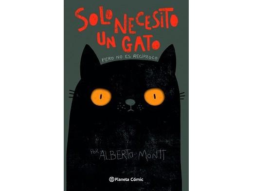 Solo necesito un gato (ESP) Libro