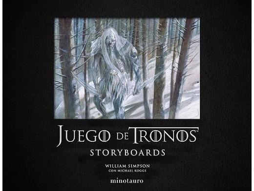 Juego de Tronos. Storyboards (ESP) Libro