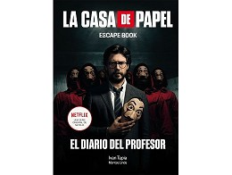 La casa de papel. Escape book (ESP) Libro