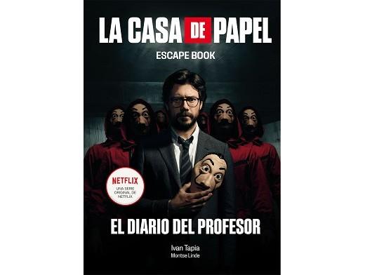 La casa de papel. Escape book (ESP) Libro