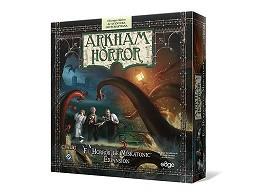 Arkham Horror El Horror de Miskatonic (expansión)