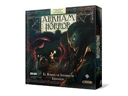 Arkham Horror El Horror de Innsmouth (expansión)