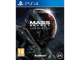 Mass Effect Andromeda (Europeo) PS4 Usado