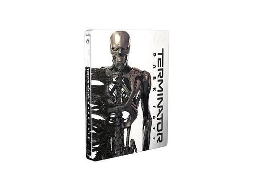 Terminator: Destino Oculto Blu-Ray Steelbook