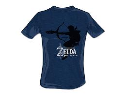 Polera Zelda BOTW Link Shadow