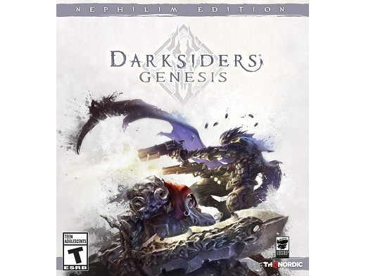 Darksiders: Genesis Nephilim Edition PS4