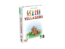 Villagers (en español) - Juego de mesa