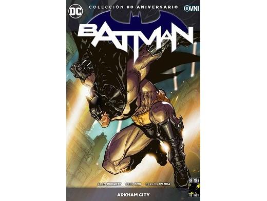 Batman: Arkham City (ESP/TP) Comic