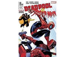 Deadpool vs Spider-Man (ESP/TP) Comic
