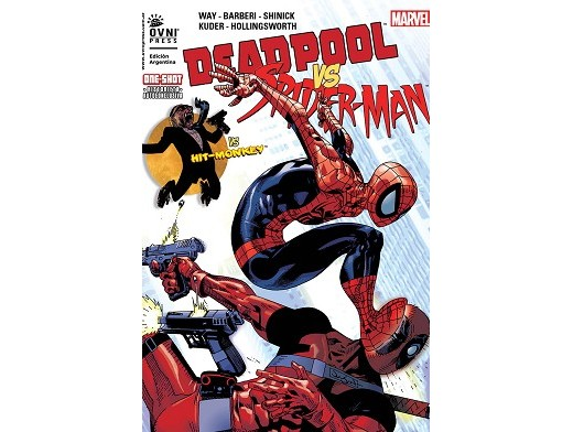 Deadpool vs Spider-Man (ESP/TP) Comic