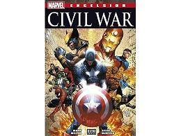 Civil War (ESP/TP) Comic
