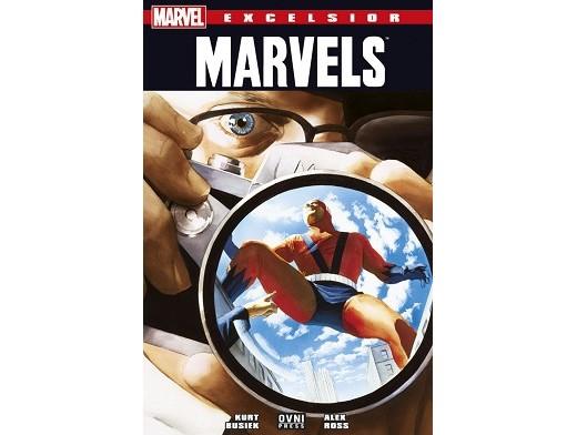 Marvels (ESP/TP) Comic