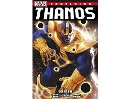 Thanos: Origen (ESP/TP) Comic