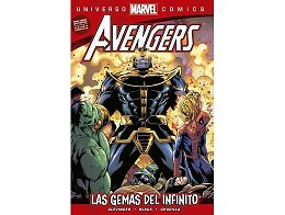 Las Gemas del Infinito (ESP/TP) Comic
