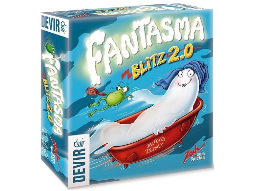 Fantasma Blitz 2.0 - Juego de mesa