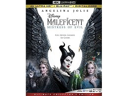 Maleficent: Mistress of Evil 4K Blu-Ray