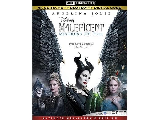 Maleficent: Mistress of Evil 4K Blu-Ray