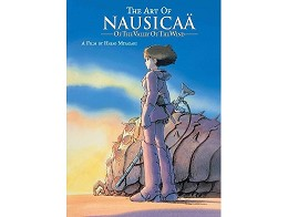 Art of Nausicaä of the Valley of Wind (ING) Libro