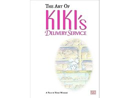 The Art of Kiki's Delivery Service (ING) Libro