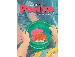 The Art of Ponyo (ING) Libro