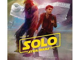 Art of Solo: A Star Wars Story (ING) Libro