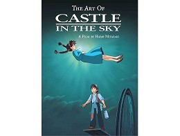 The Art of Castle in the Sky (ING) Libro