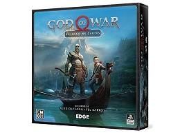 God of War: El juego de cartas