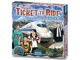 Aventureros al Tren! Japón (expansión)