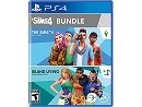 The Sims 4 Bundle plus Island Living PS4