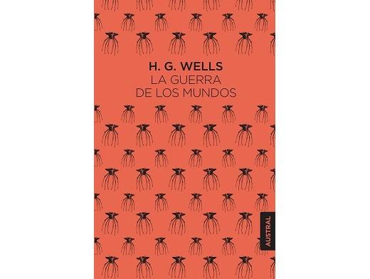 La guerra de los Mundos (ESP) Libro