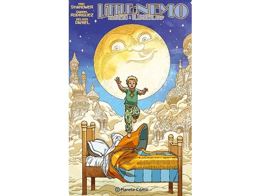 Little Nemo Regreso a Slumberland (ESP/TP) Comic
