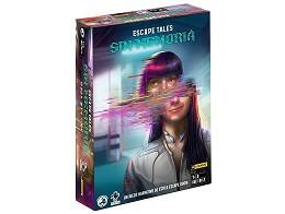 Escape Tales: Sin Memoria - Juego de mesa