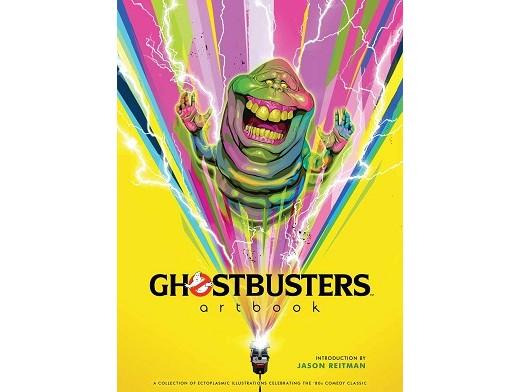 Ghostbusters: Artbook (ING) Libro