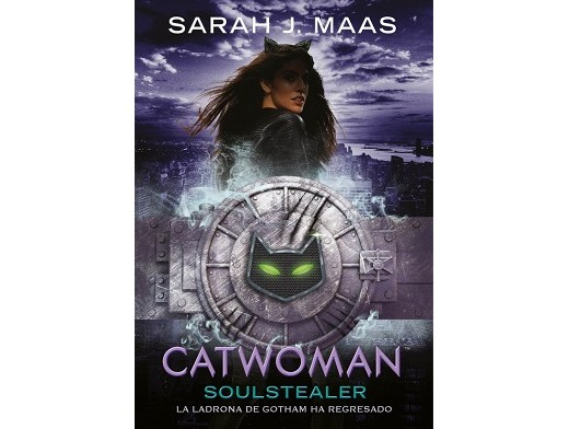 Catwoman: Soulstealer (ESP) Libro