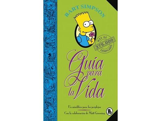Bart Simpson: Guía para la vida (ESP) Libro