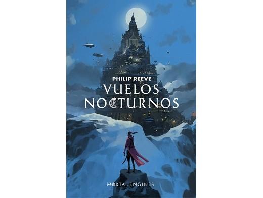 Vuelos nocturnos (ESP) Libro