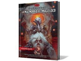 D&D - Waterdeep: La Mazmorra del Mago Loco