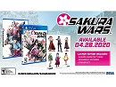 Sakura Wars PS4