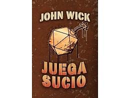 Juega Sucio de John Wick - Libro para roleros