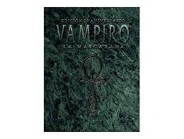 Vampiro: Mascarada Ed 20º Aniversario - J. de Rol