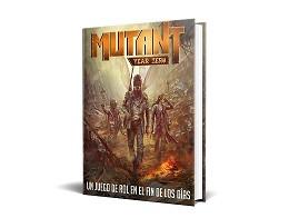 Mutant: Year Zero - Juego de Rol